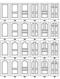 WorkWISE - Door designs