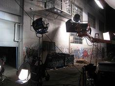A graffiti wall film set in Los Angeles