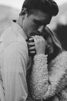 Becca + Gunnar | Chantel Marie Photography |  photography, wedding, wedding ideas, wedding photos, wedding ring, black and white photography, utah wedding