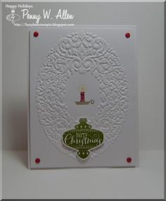 WT453  Best of Christmas by pawallen142 - Cards and Paper Crafts at Splitcoaststampers