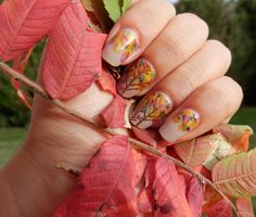 florence delpech Autumn Theme, Fall 2016, Essie, Florence, Nail Art, Nails, Jewelry, Finger Nails, Ongles