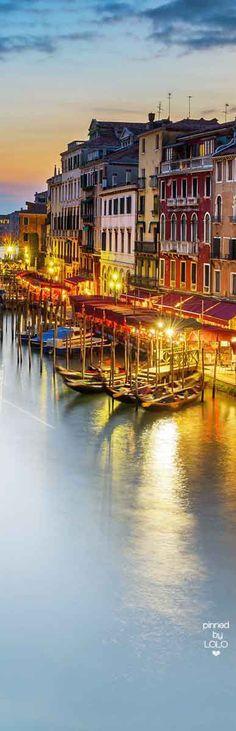 Grand Canal Venice | LOLO❤︎