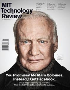 """You promised me Mars colonies. Instead, I got Facebook."""