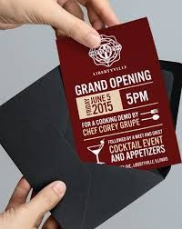 Grand opening invitation by diana merrill via behance design image result for invitation grand opening sample stopboris Gallery