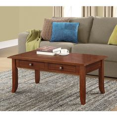 Shop for WYNDENHALL Collins Coffee Table. Get free shipping at Overstock.com - Your Online Furniture Outlet Store! Get 5% in rewards with Club O!