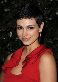 Image detail for -Morena Baccarin Short Pixie Hairstyle Morena Baccarin Firefly, Morena Baccarin Deadpool, Short Pixie, Short Hair Cuts, Pixie Cuts, Stargate, Short Styles, Pixie Styles, Pixie Hairstyles