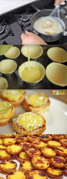 Portuguese Desserts, Portuguese Recipes, Belem, Creme Brulee, Appetisers, Coffee Break, Easy Cooking, Food Inspiration, Nutella