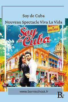 """La troupe cubaine Soy de Cuba est de retour au Casino de Paris, jusqu'au 30 juin avec son nouveau spectacle de danse : """"Viva la Vida !"""""""