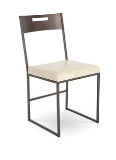 Astor Side Chair > Made in USA by Charleston Forge.