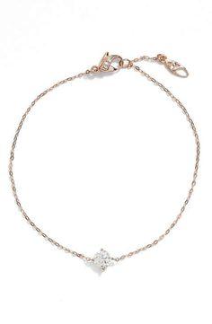 Nadri Crystal Line Bracelet