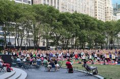 Bryant Park Bryant Park NYC Bryant Park New York City Yoga Yoga at Bryant Park Yoga in Bryant Park Yoga at Bryant Park in NYC Yoga in Bryant Park New York City Free Yoga Thursday Thursdays summer healthy healty lifestyle meditation exercise health Nice! Here is nice blog and best business! Check out: http://empowernetwork.co...