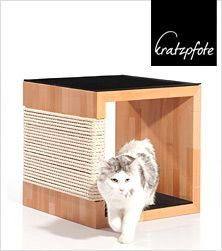 kratzbaum on pinterest sisal scratching post and oder. Black Bedroom Furniture Sets. Home Design Ideas