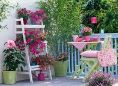 <b>Na terase i na baloně je důležitá podlaha. Volit můžete i dřevěné zahradní dlaždice.</b>