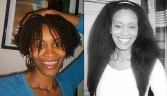 Most of the questions I get asked about hair length retention are not from those with very short hair. In fact, those who recently big chopped are often excited as they learn about their hair textu…