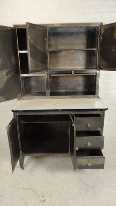 hoosier cabinets on pinterest hoosier cabinet vintage metal and