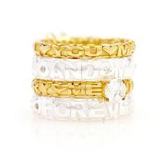 monomer // Ringe / Verlobung / Hochzeit / gold / Modell Verlobungsring / silber / Modell Trauring