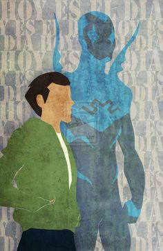 Blue Beetle, Today is the Day by yurixmeister.deviantart.com on @deviantART