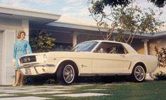 65 Mustang add
