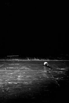 Empty Stage by Louise Williams Live, via Flickr