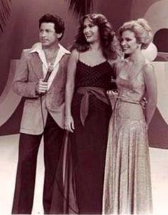 La cantante puertorriqueña Yolandita Monge recordó un momento especial junto con Gilda Haddock y Chucho Avellanet.