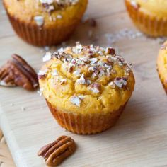 Honey Muffins (Better than Cornbread) - Civilized Caveman Cooking