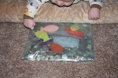 IDEAS by mom: Infant Sensory Fish Bowl