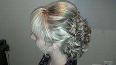 Upstyle hair by Justine Taitz Hair Up Styles, My Hair, Dreadlocks, Beauty, Dreads, Beauty Illustration, Locs