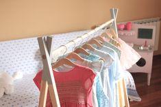 Wardrobe Rack, Clothes Hanger, Sewing, Handmade, Furniture, Home Decor, Blog, North Sea, Clothes Racks