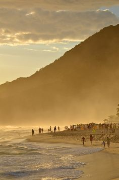 Maresias Beach,Brazil - Bra mother nature moments