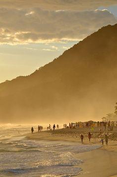 Maresias Beach - Brazil.