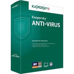 Kaspersky Anti-Virus 2017 - 2-Year / 1-PC - BlueJadeServices