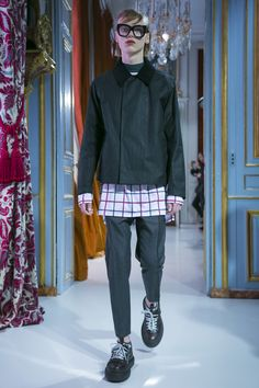 ACNE Menswear Fall Winter 2015 Paris