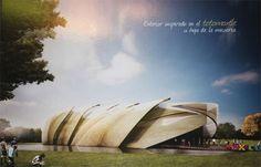 La pannocchia di mais ispira il Padiglione del Messico | #ExpoMilano2015 #Expo2015 #MexicanPavilion #PadiglioneMessico #PadiglioneMessicano