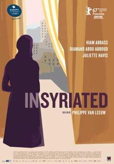 Poster, foto, trailer e la recensione di INSYRIATED, intenso dramma al cinema dal 22 marzo.