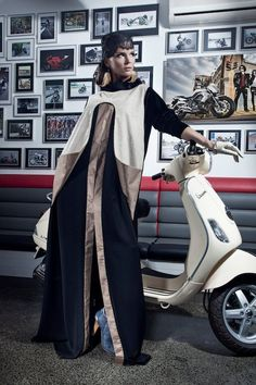 Queen of spades #hautearabia #luxury #abaya #UAE Lamya Abedin