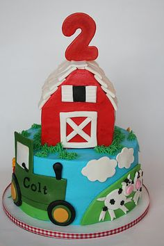 I want to be little again so I can have this cake! It is pretty much amazing