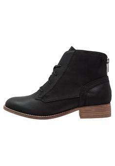 Even&Odd Ankle boot - black za 199 zł (04.07.17) zamów bezpłatnie na Zalando.pl.