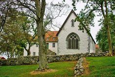 utstein abbey | Klosterøy - Utstein Abbey L.C. N