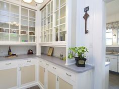 Gotta have great walk-in pantry