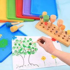 Cheap toy marker, Buy Quality brush kitchen directly from China toy deer Suppliers: Wooden Tree Blocks Marble Ball Run Track Game Baby Kids Children Intelligence Educational ToyUSD 3.44/pieceChildren Wood