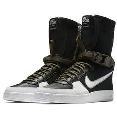 NikeLab Air Force 1 Downtown Hi SP (649941-001) Nike x Acronym Black