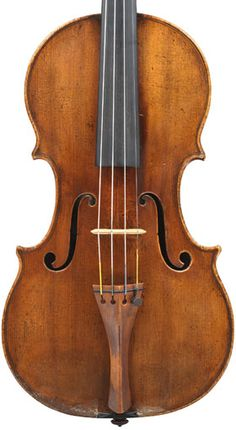Article on Sanctus Seraphin Violin at Sotheby's.