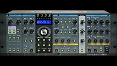 Studio Electronics CODE 8 OD analog poly synth ... 8 Voice C.O.D.E. Omega Series Synthesizer with overdrive.