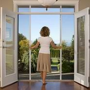 Retractable Fly Screen : CurtainSmart - Custom Made Curtains, Blinds, Plantation Shutters and Retractable Fly Screens