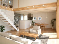 so apparently Muji designs homes as well - my home will be like this