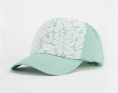 17 Chic Ways to Wear Sporty Caps This Spring via Brit + Co.