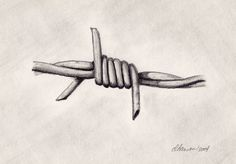 Barbed Wire | Fourth Wall Arts