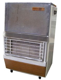 Had one of these when I was growing up it made the room stink and you had to have a window open because of the fumes. Dad still has it in the garage. Just in case