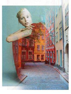 street dress by Antonio Mora