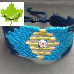Weaving Bracelet, Rug pattern, Beaded jewelry, Cuff Jewelry, Jewelry Gifts, Beaded Jewelry, Tablet Weaving, Bracelets, Pattern, Rug, Accessories, Diy Creative Ideas